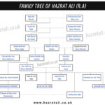Hazrat Ali Family Tree – The Family Tree of Imam Ali (Graphical)